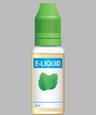 E-liquides mentholés